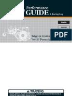 Formula Pro Guide