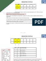 Registro Status Acceso a Banco 1 y Retorno a Banco 0