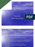Sewage Treatment (1)