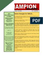 Apr 2012 Newsletter