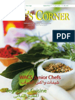 Chef's Corner Issue 68