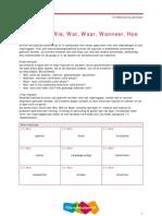 10 Kaartjes pdf Wie Wat Waar Drama