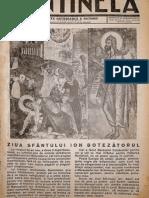 Ziarul Sentinela, Anul IV, Nr.2, 10 Ian.1943