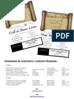 Concierto Cuenca Info