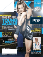 MAY 2012 ISSUE MAX MAGAZINE