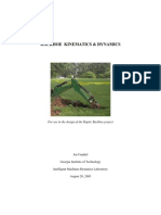 49832897 Backhoe Kinematics and Dynamics