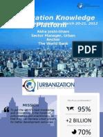 Abha Joshi Ghani_Urbanization Knowledge Platform