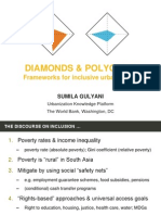 Sumila Gulyani_Diamonds Inclusive Cities Inclusive Growth