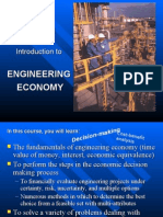 Engeco Chap 01 - Introduction to Engineering Economy