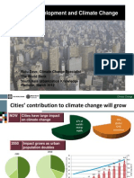 Rutu Dave_Urban Development and Climate Change