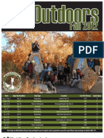 UNI Outdoors Fall 2012 Brochure