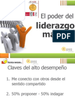 Liderazgo Maduro - Técnica Avícola - AVEX