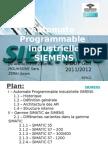 Automate Programmable Industrielle SIMENS