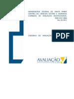 Caderno de Avaliação Institucional (PDF)