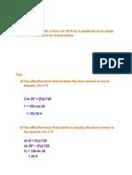 Physics Homework 24 April