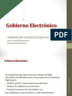 Gobierno Electronico(1)