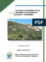 DIAGNOSTICO ALGAMARCA-GRUFIDES