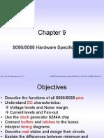 8086-8088 hw specs