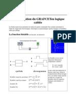 Matérialisation du GRAFCETen logique cablée