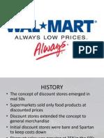 Wal Mart Presentation