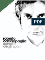 Roberto Cacciapaglia - Canone Degli Spazi (Album)