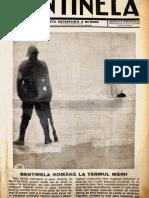 Ziarul Sentinela, Anul IV, Nr.9, 28 Feb.1943