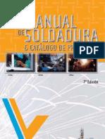 Manual de soldaduras 7ª Edición