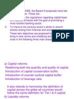 Basel III (Ppt)