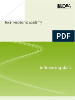 Influencing Skills- Lola Member Workbook