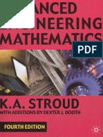 Advanced Engineering Mathematics - Stroud K a Booth D.J