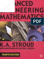 Advanced Engineering Mathematics - Stroud K a Booth D.J