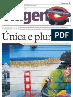 Suplemento Viagem - Jornal O Estado de S. Paulo - São Francisco 20120424