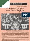 Historische Tatsachen - Nr. 57 - Udo Walendy - F. D. Roosevelts Schritte in Den Zweiten Weltkrieg - 1. Teil (1993, 40 S., Scan)