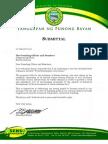 Proposed Proud Bustosenyo Ordinance