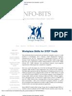 Bits_ Byte Back's Online Newsletter, July 2011