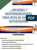 Capacitaci%c3%93n Jefes de Centro y Supervisores Comision Nacional
