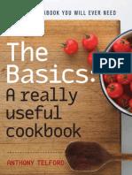 The Basics - A Really Useful Cookbook