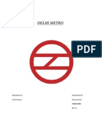 About Palace Delhi Metro