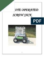 Remote Operated Screw Jack1