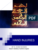 Acute Hand Injurie