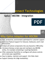 SmartConnect-GPlus-MSCRM