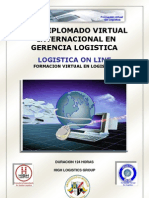 Contenido Academico Xiv Diplomado Virtual Gerencia Logistica de 2012