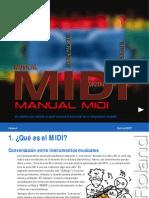 Manual Midi