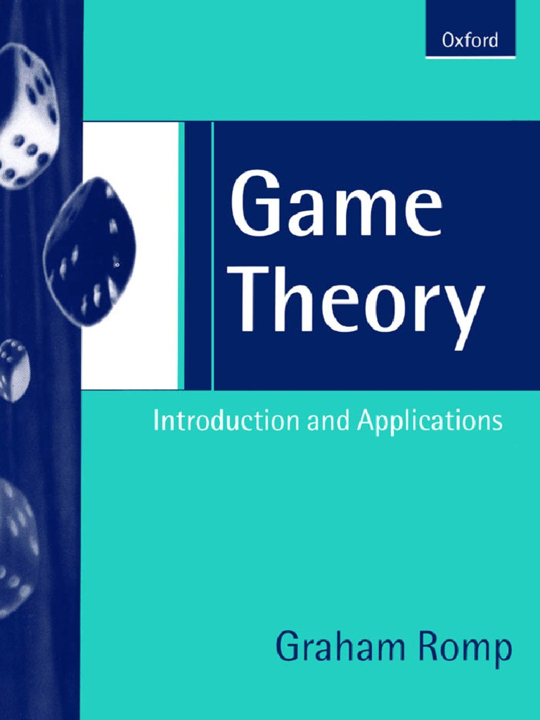 Game theory introduction and applications graham romp game game theory introduction and applications graham romp game theory new keynesian economics fandeluxe Image collections