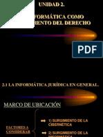 Informatica Juridica Unidad 2