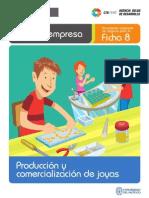 Ficha Extendida 08 Produccion y Comercializacion de Joyas