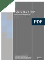 Posgresql y Php - Instalacion y Configuracion