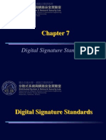 07-Digital Signature Standards