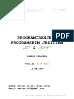 Programiranje C++