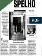 Jornal Espelho - Ass.psiquiatrica Do ES - 1988